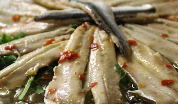 Alici Marinate Ricetta Neapolis School